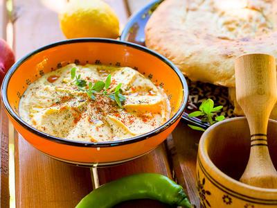 Hummus Marinade