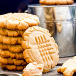 Tom's Peanut Butter Cookies