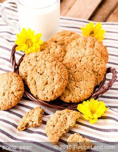 Diabetic Oatmeal Peanut Butter Cookies