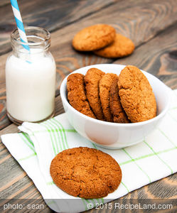 Oatmeal Cookies No.  2