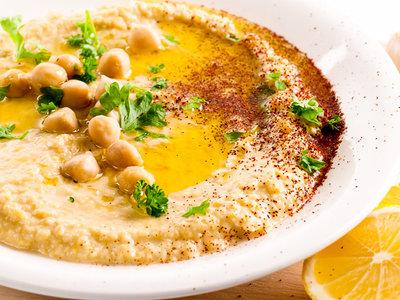 Hummus Me Tahini