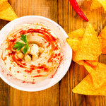 Jane Gol's Hummus