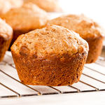 Basic Whole Wheat Muffins