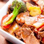 Beef and Broccoli Tips