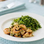 Shrimp and Scallops, Garlic