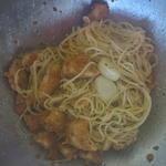 Chicken Pasta Ala Garlic