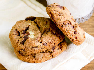 Easy and Yummy Chocolate Chip Cookies