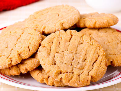 Excellent Peanut Butter Cookies