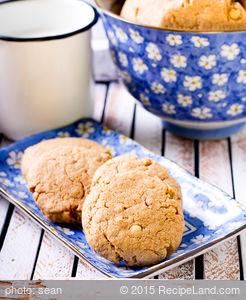 Diabetic Peanut Butter Cookies