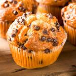 Chocolate Chip and Orange Muffins