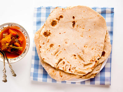 Adai (Savory Indian Pancakes)