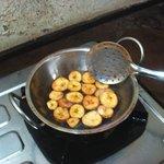 Homemade Sweet Banana Chips