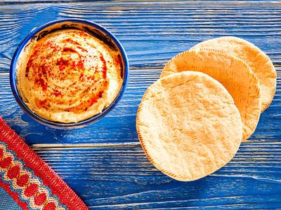 Pita Bread(Unleavened)