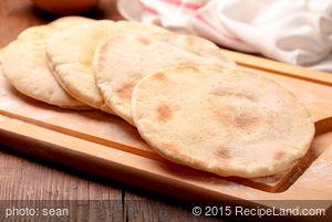 100% Pita Bread