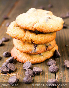 Always Awesome Chocolate Chip Cookies