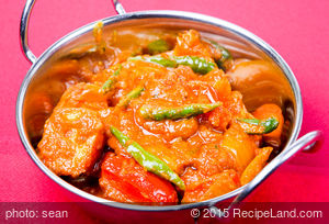 Indian Chicken Curry - with Soda