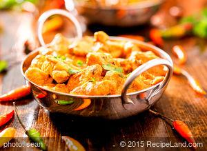 Best Chicken Curry