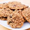 Molasses Oatmeal and Raisin Cookies