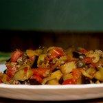 Eggplant Pomodoro Pasta