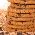 Big and Soft Raisin-Oatmeal Cookies