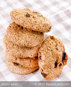 Bisquick Oatmeal Raisin Cookies