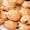 Egg White Oatmeal-Raisin Cookies
