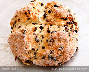 Another Irish Soda Bread Recipe