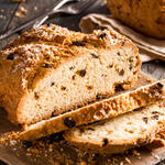 Best Raisin Soda Bread