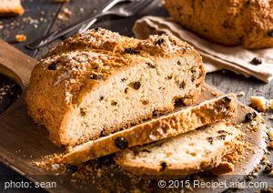 Best Raisin Soda Bread