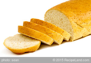 Homemade White Bread, from bread mix