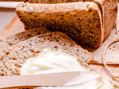 Basic Whole Wheat Bread - ABM