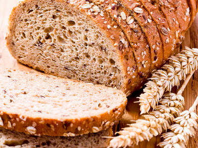 100 Percent Whole-Wheat Bread