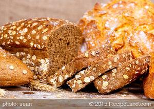 Basic Homemade Whole Wheat Bread
