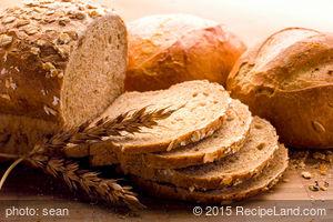 Delicious Whole Wheat Oatmeal Bread