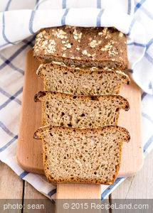 Healthy Whole Wheat Bread (Bread Machine)