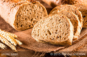 Marti's Whole Wheat Bread