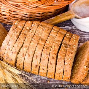 Moist Honey Whole Wheat Bread