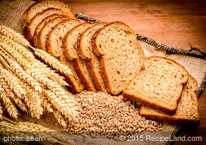 Whole Wheat or Graham Bread
