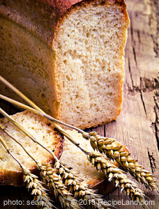 Moist Whole Wheat Oatmeal Bread
