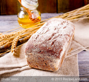 Delicious Whole Wheat-Rye Bread