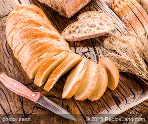 Savory White Bread Abm
