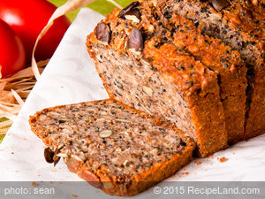 Honey Whole Grain Bread