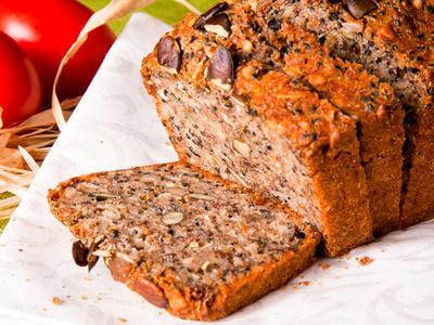 Honey Whole Grain Bread