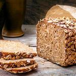 Dak's Whole Grain Oat Bread