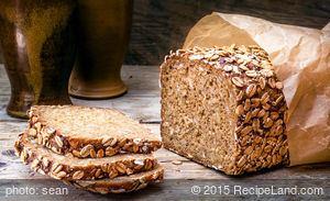Dak's Whole Grain Oat Bread
