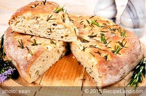 Boboli (Focaccia) Italian Bread