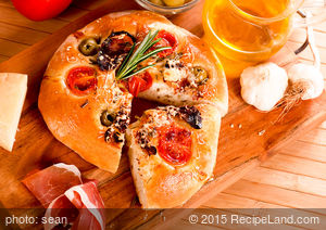 Fantastic Focaccia Bread