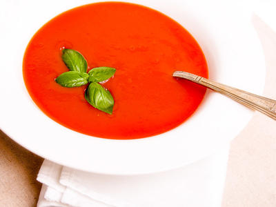 Homemade Tomato Soup I
