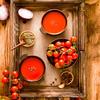 Chilled Tomato-Yogurt Soup