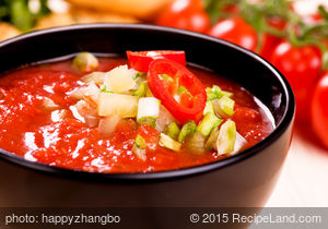 Basic Yummy Gazpacho